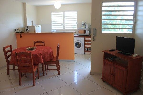 séjour - Appartement Gosier centre 400 mètres de la plage - Le Gosier - rentals
