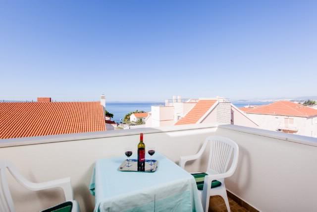 Apartments Marin - 43151-A2 - Image 1 - Podstrana - rentals