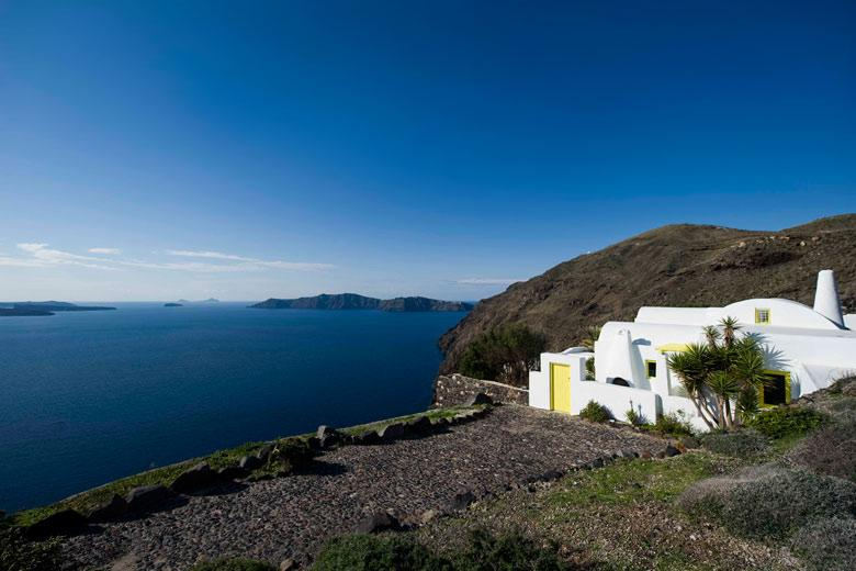 - The Architect Villa - Santorini - rentals