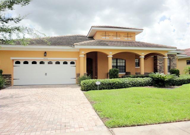 Stunning 3 bed Calabria luxury pool home, Newly Renovated  (SH9036PP) - Image 1 - Kissimmee - rentals