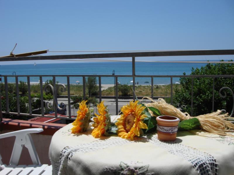 Terrazzo - Casa vacanze Alice & Mari appartamento Alice & Mar - Marina di Ascea - rentals