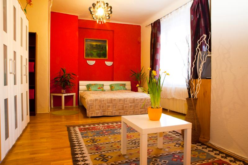 Bedroom - Apartment Zumin - Silent home at the Synagoge - Budapest - rentals
