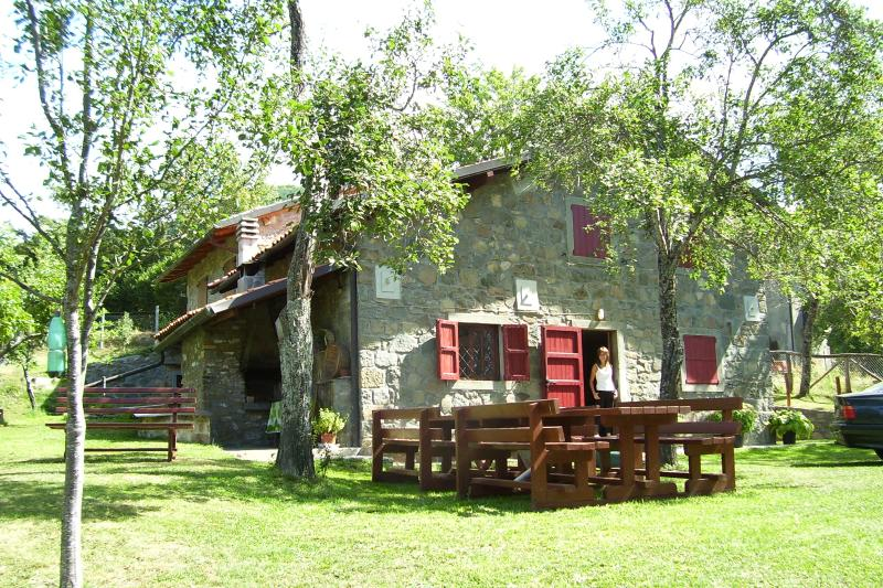 Chalet 1 - Holiday House Casini di Corte Chalet - San Romano in Garfagnana - rentals