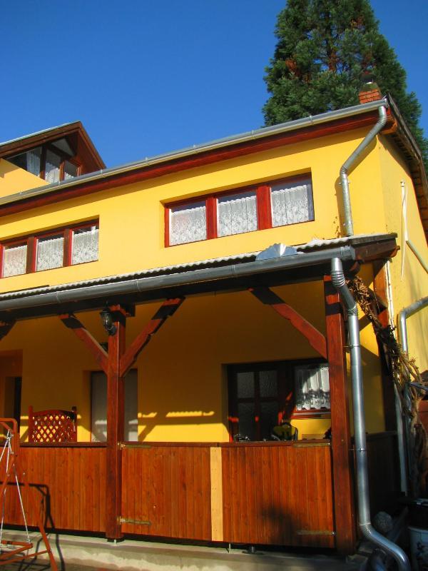 Ground floor apartment in Villa Julia - Image 1 - Heviz - rentals