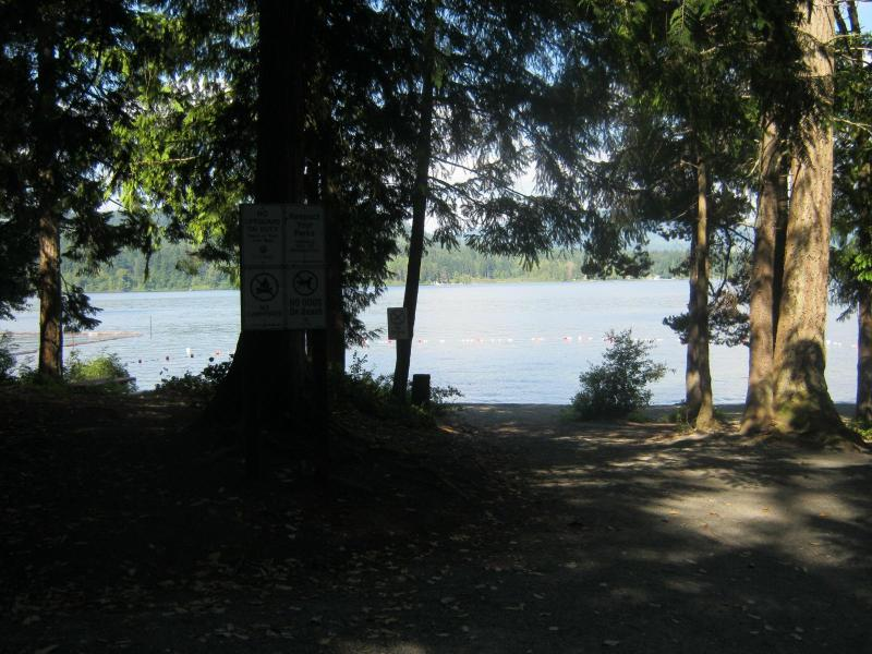 Old Mill Park Beach - Shawnigan Lake Cabin - Shawnigan Lake - rentals