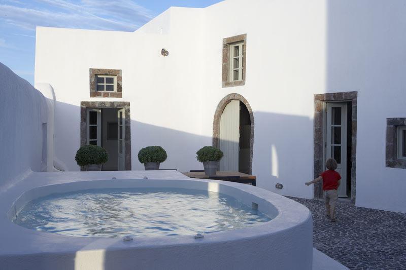 Katoy - Loft  style design villa in Santorini - Image 1 - Santorini - rentals