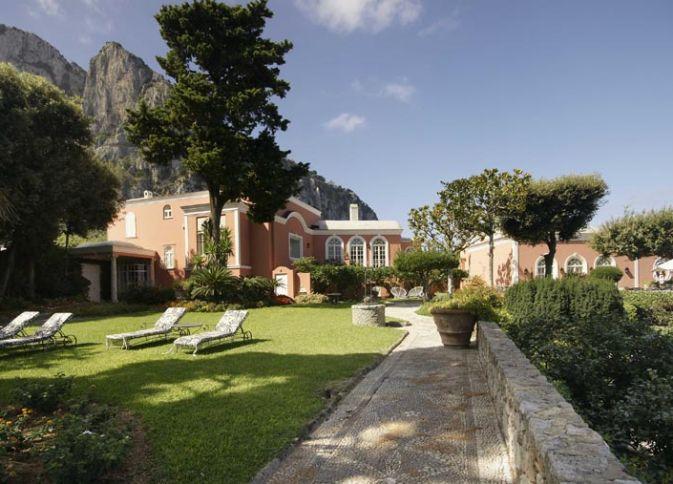 - Villa Camelia - Capri - rentals