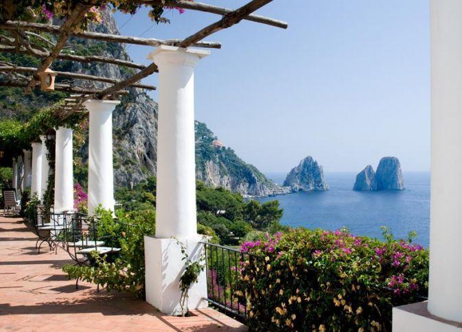 - Villa il Poeta - Capri - rentals