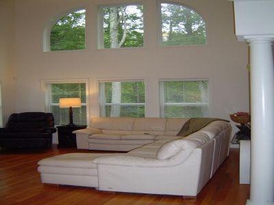 Family Room - Spacious Home near Saratoga Springs - Saratoga Springs - rentals