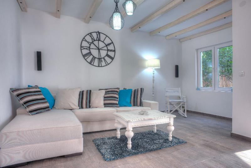 living room - House in center of Budva - Budva - rentals