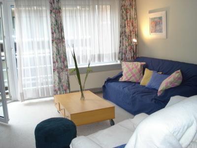 Living - Knokke-Zoute 20m to beach, 2 bedrooms 2 bathrooms - Knokke-Heist - rentals