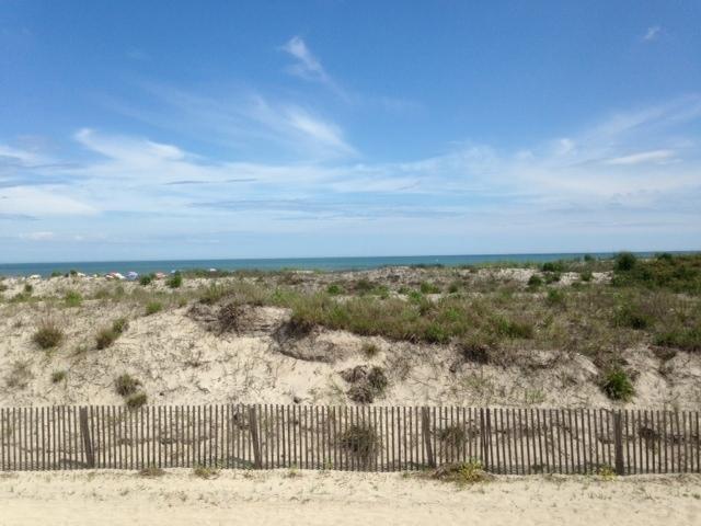 3412 Wesley Beachfront view - 3412 Wesley Avenue 1st Floor 117238 - Ocean City - rentals