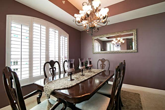 Formal Dining Area - The Dunes - Naples - rentals