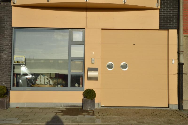 The appartment ground floor - Nice appartment on fishermans dock - Ostende - rentals