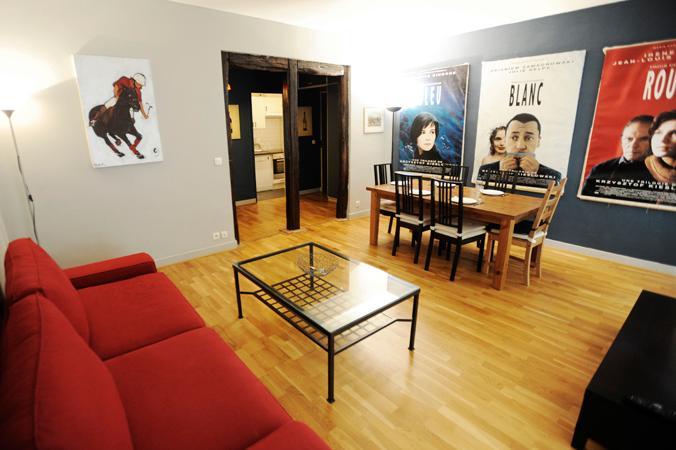 Montparnasse Jardin Luxembour 1 Bedroom Apartment - Image 1 - Paris - rentals