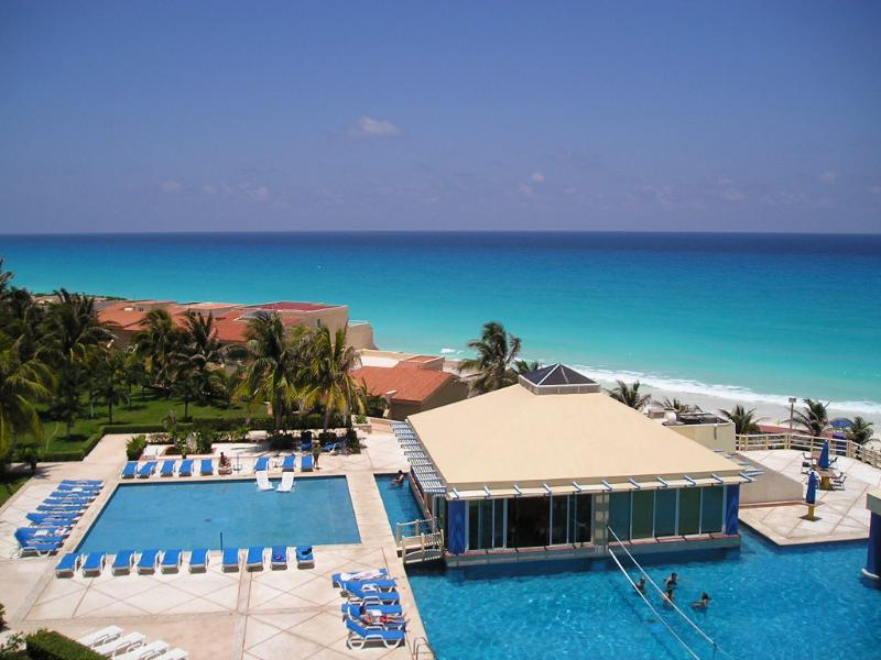 2 BEDROOM PENTHOUSE WITH A GREAT VIEW - PENTHOUSE DE 2 RECAMARAS CON UNA FANTASTICA VISTA - PH 04 2 BEDROOM ON BEACH WITH A GREAT VIEW !! - Cancun - rentals