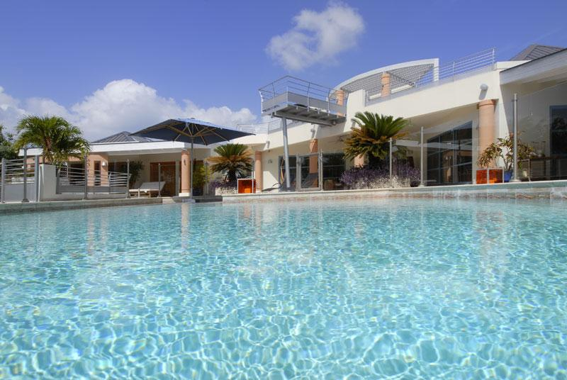 Blue Palm (Dema) at Terres Basses, Saint Maarten - Ocean View, Walk To Beach, Fully Air Conditioned - Image 1 - Terres Basses - rentals