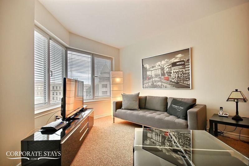 Ottawa Domino 2BR Furnished Apartment - Image 1 - Ottawa - rentals