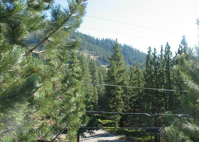 Bridle Home View - Open up the blinds and view the panorama of the Sierras including Heavenly. - South Lake Tahoe - rentals