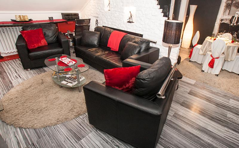 Black Red White - Image 1 - Belgrade - rentals
