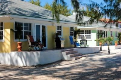 Luxury Beachfront Villas in Sandy Beach - Image 1 - Great Exuma - rentals