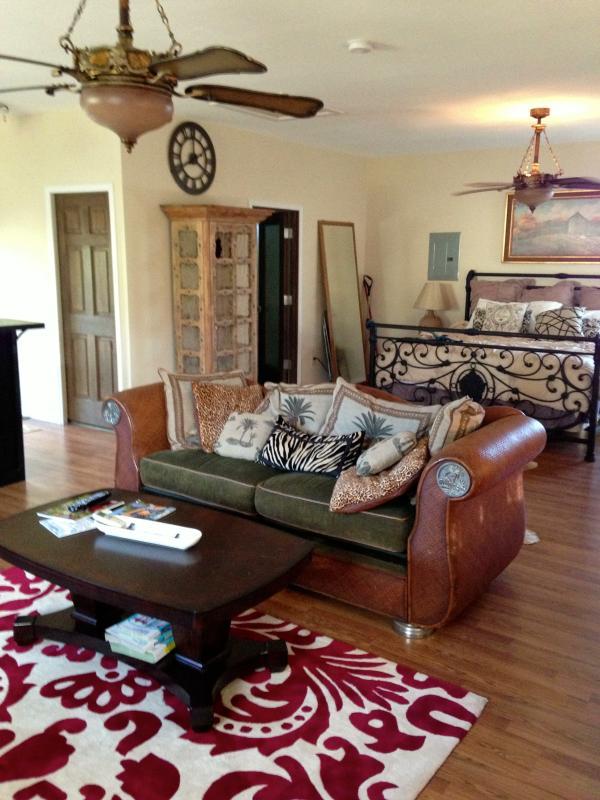 large studio perfect for 2! - True Island Life! - Waianae - rentals