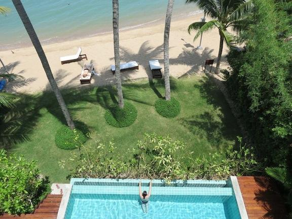 Magical location - VILLA M Bophut -Luxe beachfront paradise Koh Samui - Koh Samui - rentals