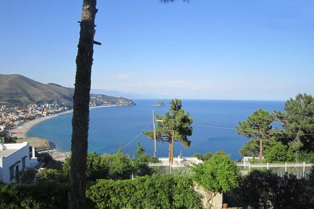 View - Amazing Villa on the Gulf - Noli/Varigotti 2BR- 5P - Noli - rentals