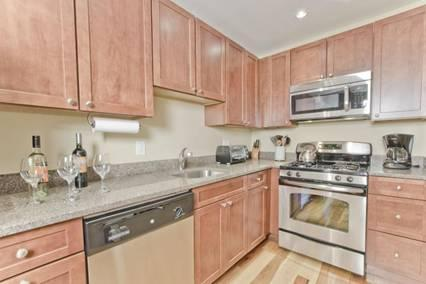 New Back Bay Brownstone Two Bedroom Apartment - Image 1 - Boston - rentals