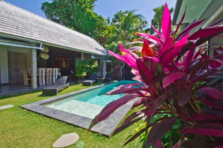 4Br & pool Seminyak Jl Mertanadi 10min beach - Image 1 - Seminyak - rentals