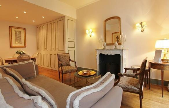 Grand Honoré:Wonderful 2BD rue Saint Honoré 5 People - Image 1 - Paris - rentals