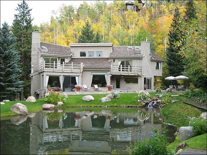 Large Ski-in.out home located on Fanny Hill - Premier Ski-in/out location on Fanny Hill - Large Executive Home in Private Location (2964) - Snowmass Village - rentals