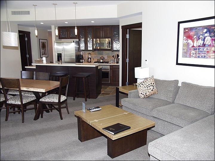 Main Living Area - New Hayden Lodge - Walk to restaurants and shops (9419) - Snowmass Village - rentals