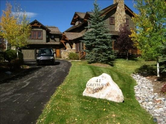 Exterior View of this Fabulous Home - Exquisite 5BR Cordillera Home with Private Hot Tub and Sleeps 14 - Edwards - rentals