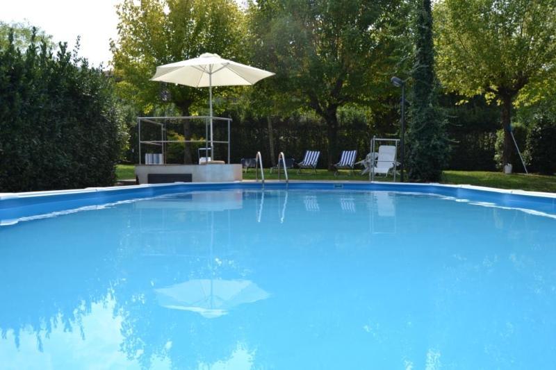 The pool - Casa il Cipresso - Lucca - rentals