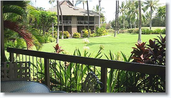 Kanaloa 1101, 2BR  first floor fairway view - Image 1 - Kailua-Kona - rentals