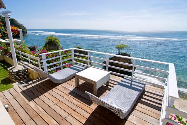 Sun Deck - Bingin Surf Beach House - Bali - rentals