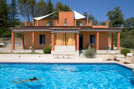 magnificent villa with swimming pool in the tuscan hills - Image 1 - Arezzo - rentals