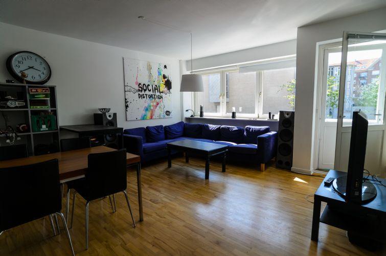 Vodroffslund Apartment - Large Copenhagen apartment at  nice Frederiksberg - Copenhagen - rentals