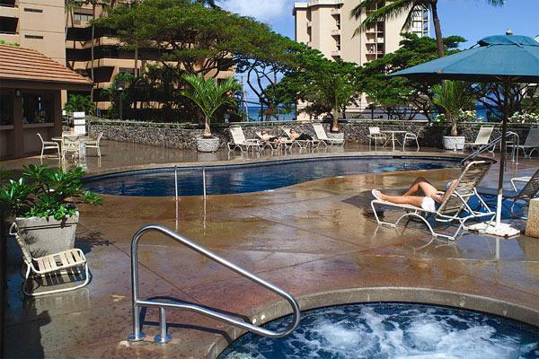 Kahana Villas Pool - Kahana Maui, Lahaina 7 or 14 nights 2015 - Lahaina - rentals
