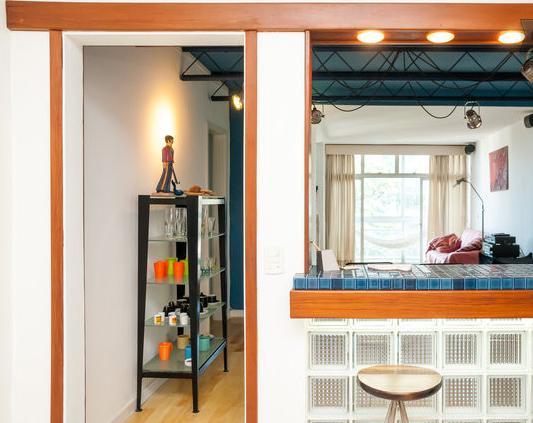 american bar - Oceanview Apt  2 bedrooms - Rio de Janeiro - rentals