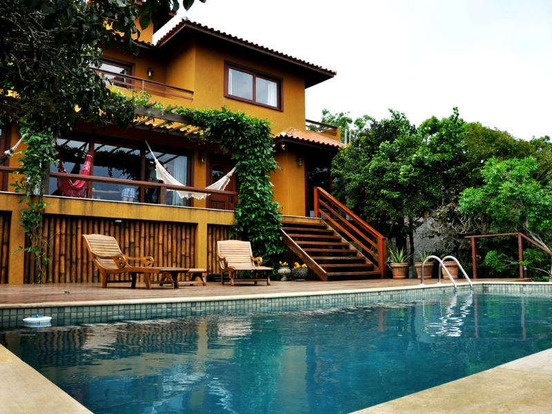 STUNNING OCEAN VIEW VACATION HOME IN BUZIOS BRAZIL - Image 1 - Buzios - rentals