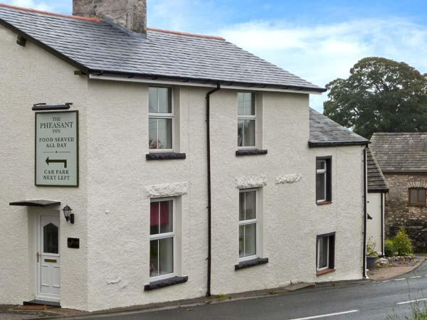 FERNLEIGH COTTAGE, end-terrace, woodburner, Jacuzzi bath, 3D TV, next to a pub, on edge of Allithwaite, near Grange-over-Sands, Ref 27583 - Image 1 - Cumbria - rentals