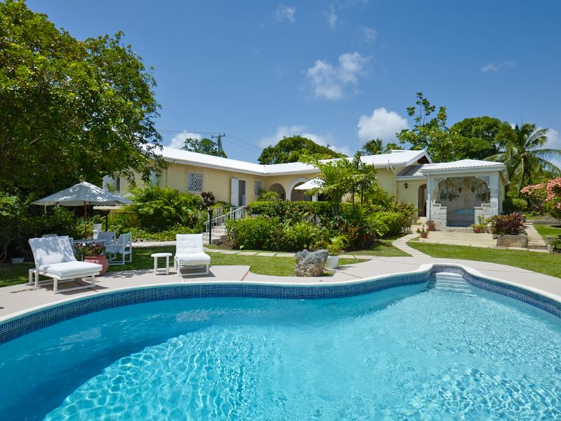 Casa Bella at Sunset Ridge, St. James, Barbados - Ocean View, Pool, Covered Dining Terrace - Image 1 - Saint James - rentals