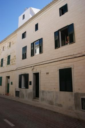 Frontage - Townhouse for rent in Alaior, at 5 Km to the beach - Alaior - rentals