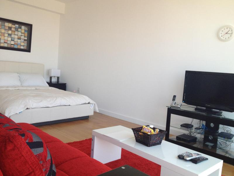 Studio View - UBliss Luxury Suites at 70 Greene - 7 mins to NYC - Jersey City - rentals