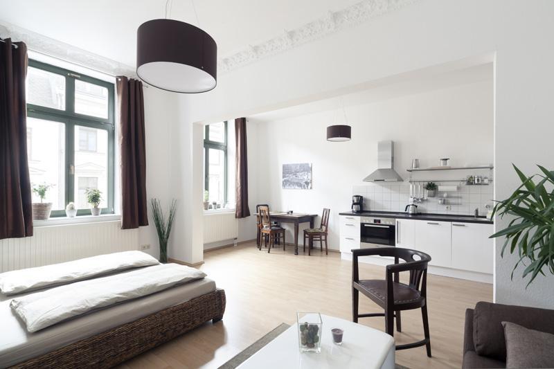 Apartment Leipzig city center - Image 1 - Leipzig - rentals