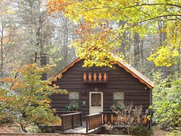 River Cabin - River Cabin in the Blue Ridge Mountains - Linville - rentals