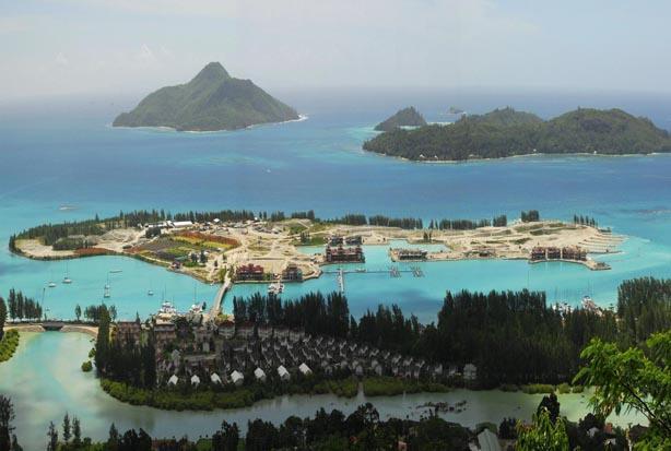 Eden island ariel view - 238 sqm 5* self-catering apartment - Eden Island - rentals