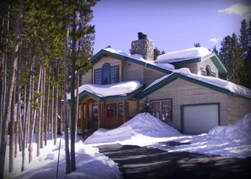 Ski-in from the slopes right into this 5BR chalet - Image 1 - Breckenridge - rentals